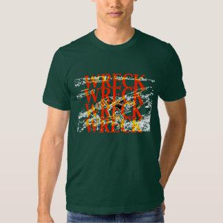 Wreck T Shirts
