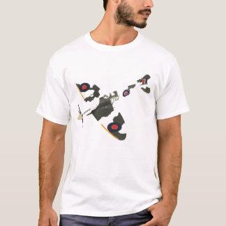 wrecked spitfire 2 T-Shirt