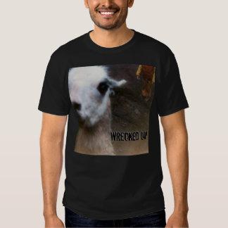Wrecked 'Um Natural Llama World Tour 1995 Shirt