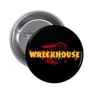 Wreckhouse Round Button