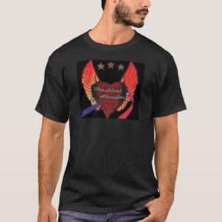 Wreckless Abandon Men's T-shirt