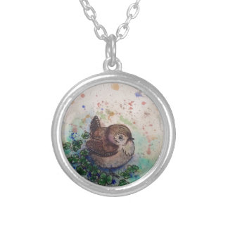 Wren amongst the clover custom jewelry
