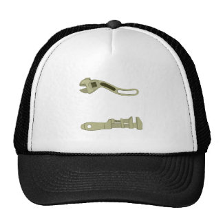 Wrench Tools Trucker Hats