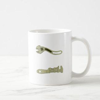 Wrench Tools Coffee Mugs