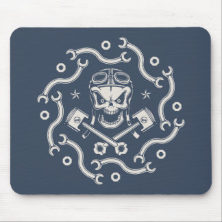 Wrenchy Pistoff Mouse Pad