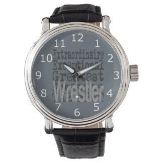Wrestler Extraordinaire Watch