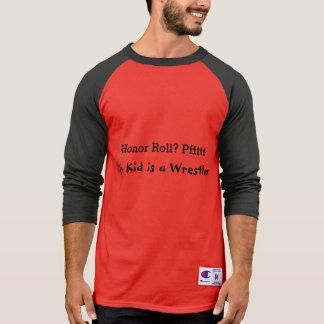 Wrestlers Mom T V T Shirt