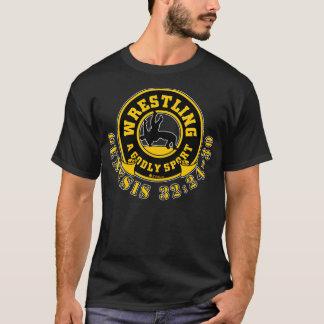 Wrestling A Godly Sport T-Shirt