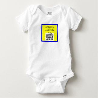 WRESTLING BABY ONESIE