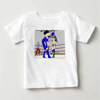 Wrestling Chair Slam Baby T-Shirt