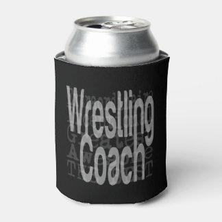 Wrestling Coach Extraordinaire Can Cooler