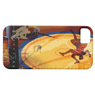 Wrestling iPhone 5 Covers