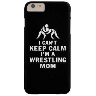 Wrestling Mom Barely There iPhone 6 Plus Case