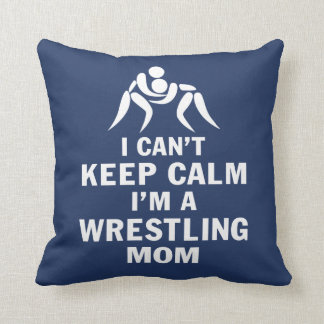 Wrestling Mom Cushion