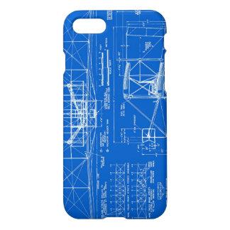 "Wright Bros. ""Flyer"" Blueprint 1903 iPhone 7 Case"