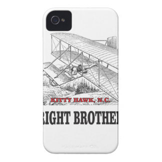 wright brother history iPhone 4 Case-Mate case