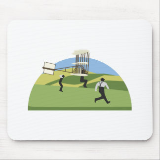 Wright Brothers Mouse Pad