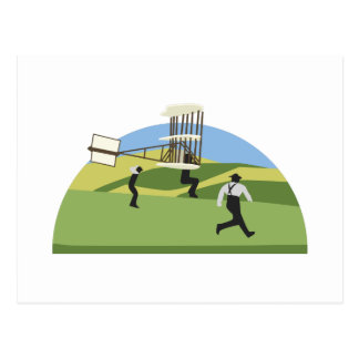 Wright Brothers Postcard