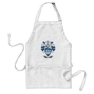 Wright Coat of Arms Standard Apron