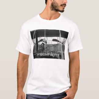 WRIGHT FLYER - GREAT COMMEMORATIVE SHIRT! T-Shirt