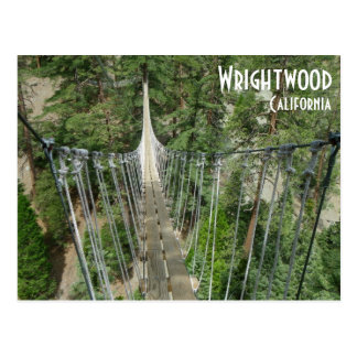 Wrightwood Postcard! Postcard
