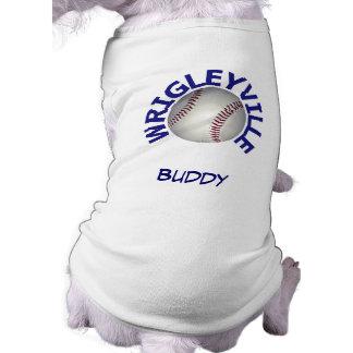 Wrigleyville Custom Name Canine Shirt