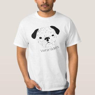 Wrinkles the Pug T-shirt