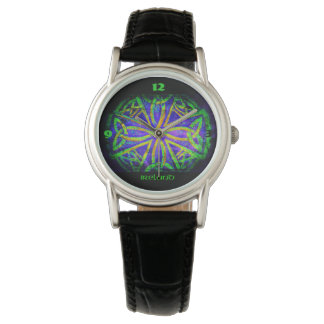 Wrist-watch, clock, Celtic knot, Ireland, Watch