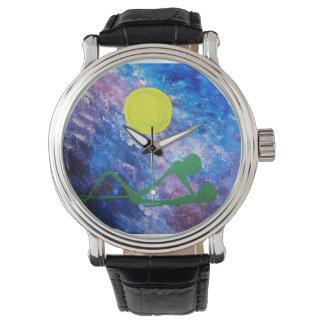 Wrist-watch lovers watch