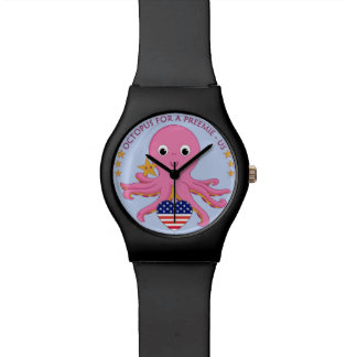 Wrist Watch Octopus For  A Preemie US