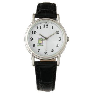 Wrist Watch with cartoon character