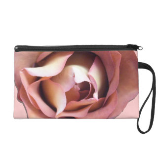 Wristlet - Mini-Purse - Dusky Rose