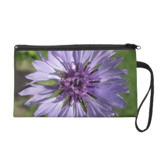 Wristlet - Mini-Purse - Lilac/Purple Bachelors Btn