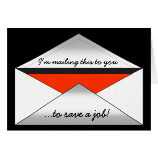 Write a letter... greeting card