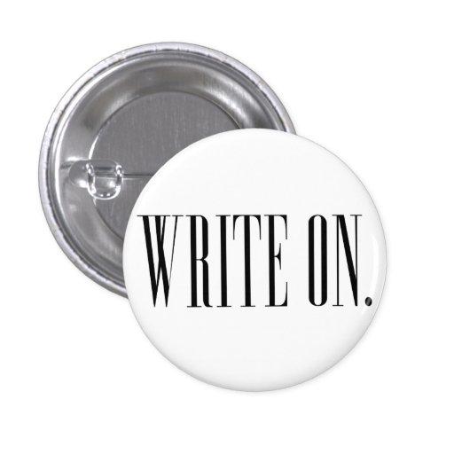 Write On (Ver 1) Pins