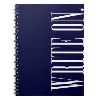 Write On (Ver 1) Notebook
