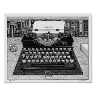 Write Place Poster