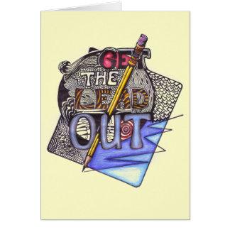 WRITE SOON! CARD
