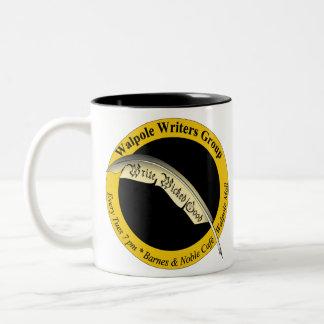 Write Wicked Good Black Logo Mug