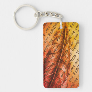 Write your own Path Key Ring