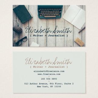 Writer author cool vintage typewriter professional