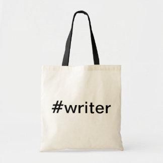 #writer Bag