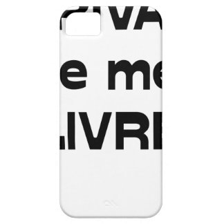 WRITER, I DELIVER MYSELF - Word games iPhone 5 Covers