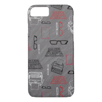 Writer iPhone 7 Case