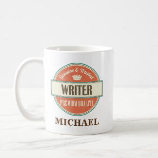 Writer Personalised Office Mug Gift