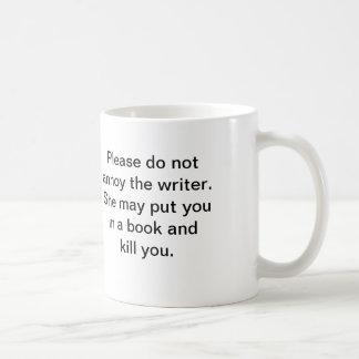 Writer s Mug She