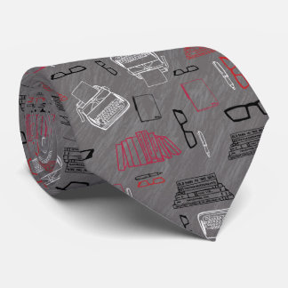 Writer Tie