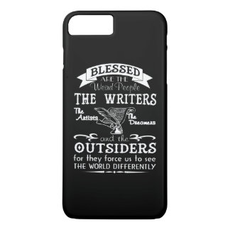 Writers, Artists, Dreamers iPhone 7 Plus Case