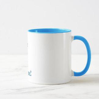 Writers Block: What gets the housework done Mug