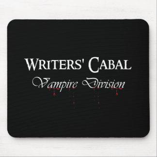 Writers Cabal Mousepad